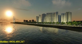 waterfront city ven song lach tray quan le chan hai phong