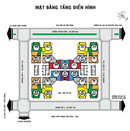 nhan nha don tet voi ch the easter city mat tien pham hung giao voi nguyen van linh lh 0933579522
