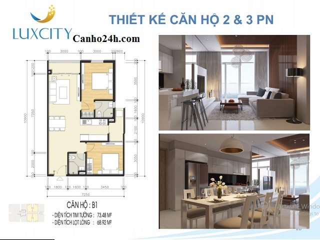 can ho luxcity mt huynh tan phat q7 gia 185 ty can 3 phong ngu 2wc lh 0918553733