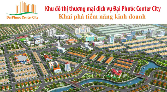 dai phuoc center city