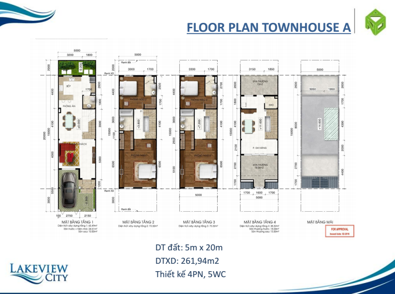floor plan towerhouse a