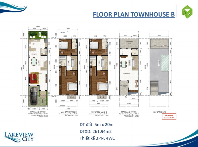 floor plan tower house b