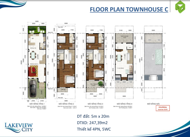 floor plan tower house c
