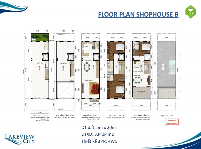 floor plan shophouse b