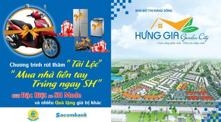 mo ban hung gia garden city co hoi dau tu khong the tot hon