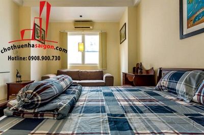 cho thue can ho serviced apartment duong cach mang thang 8 quan 1 gia cho thue550 thang