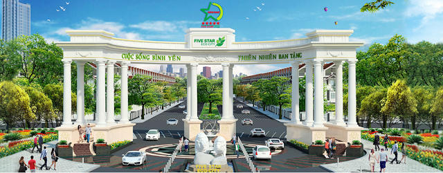 dat nen du an khu do thi thanh pho sinh thai 5 sao five star eco city so do tung nen tu 100m2