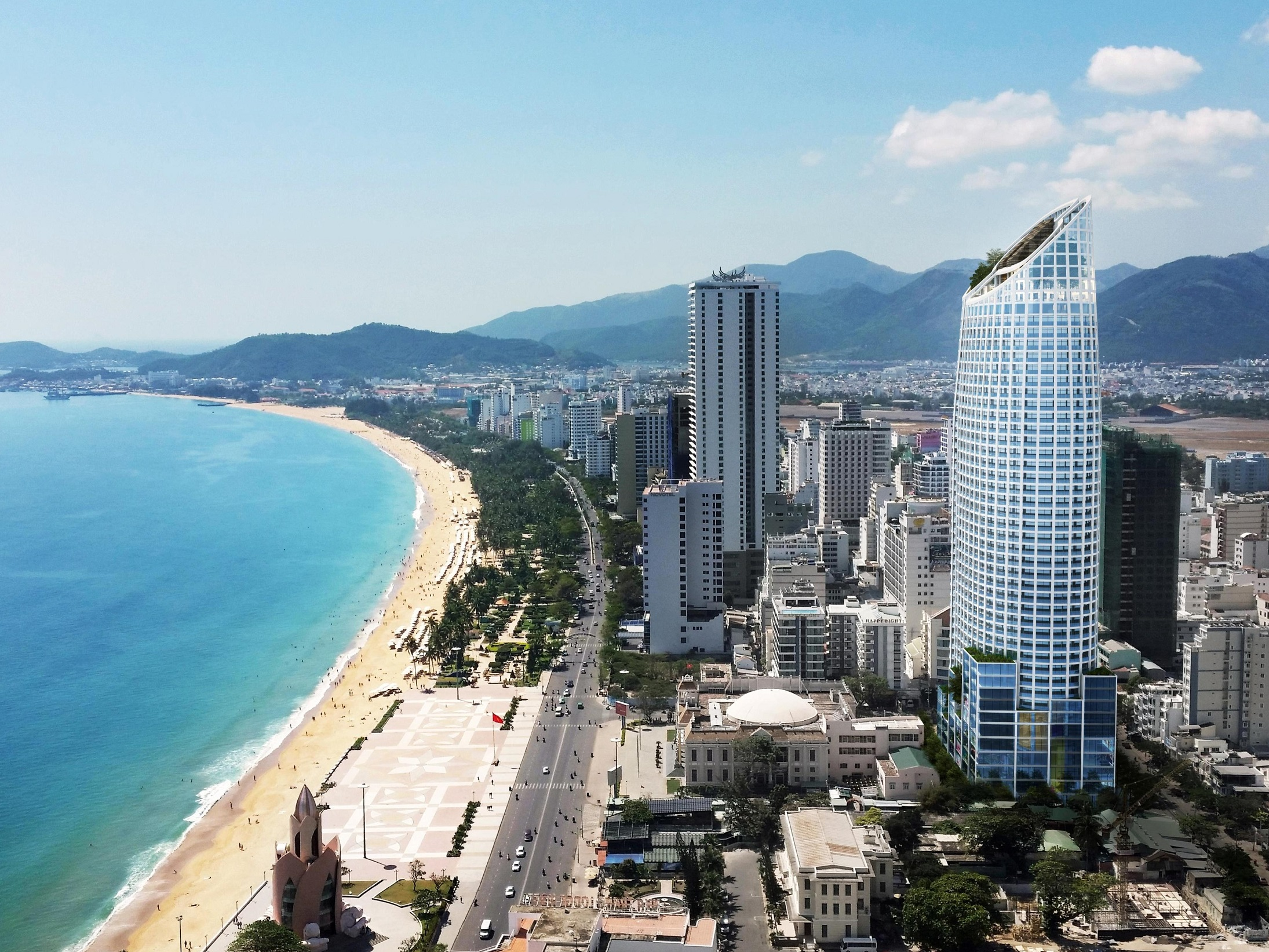 the h hotel central square condotel nha trang